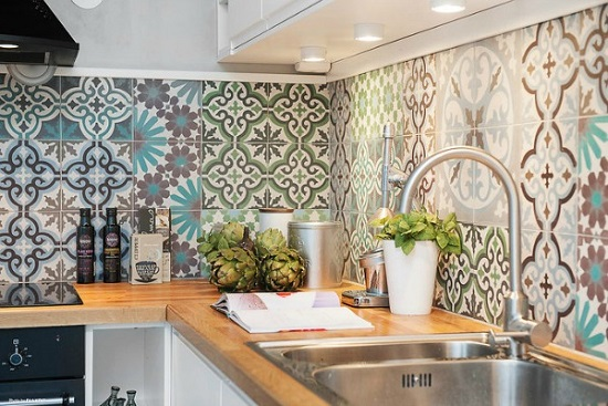 High Quality Kitchen Backsplash Tiles