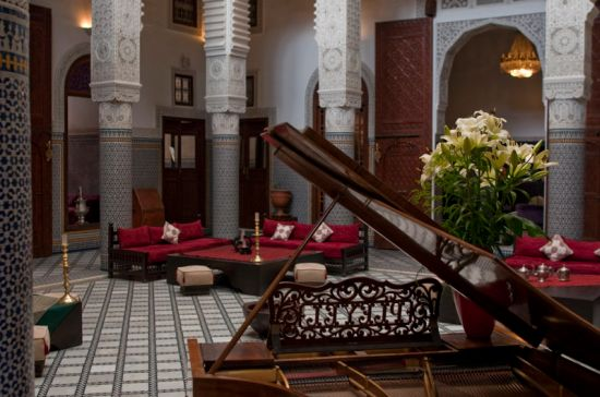 Astonishing Moroccan patio decoration ideas