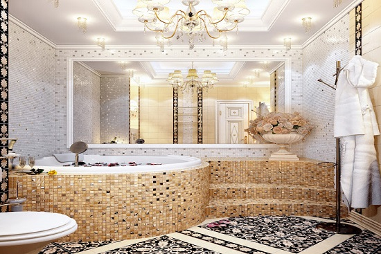 Mosaic Bathroom Ideas