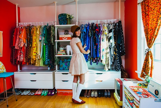 Bedroom Closet Designs