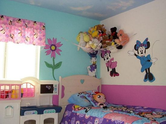15 inspiring wall murals for kids room ultimate home ideas for Disney wall stencils for painting kids rooms