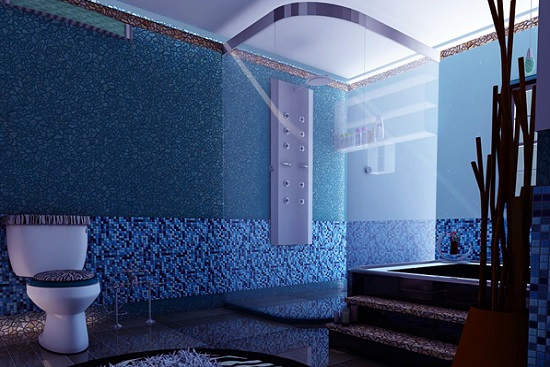 Bathroom Mosaic Ideas