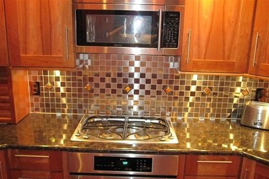 Backsplash Tile For White Kitchens