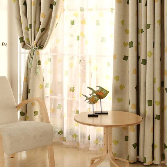 Window decorating ideas for living room ultimate home ideas for Mix and match curtains colors