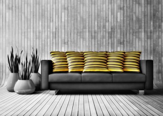 striped walls ideas