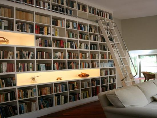 Home Library Design Ideas Part 24