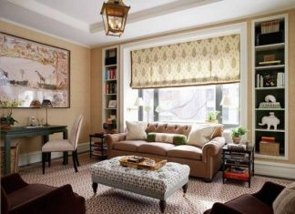 Awesome small living room decor ideas with patterns