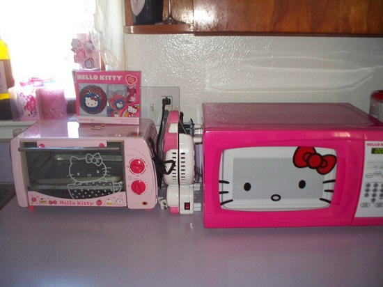 Hello Kitty Kitchen Design