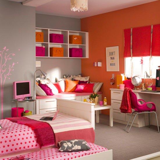 18 ultimate chic bedroom ideas ultimate home ideas for Funky teenage girl bedroom ideas