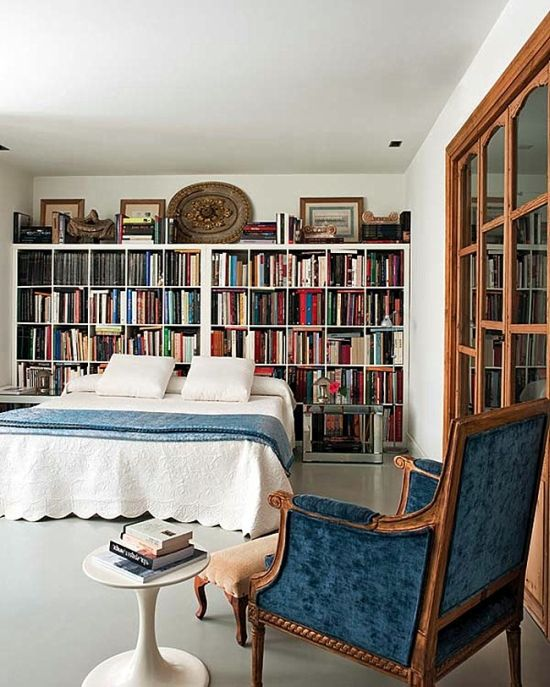 home libraries