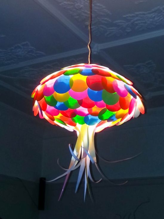 15 Jellyfish Inspired Lighting Ideas For Your Home
