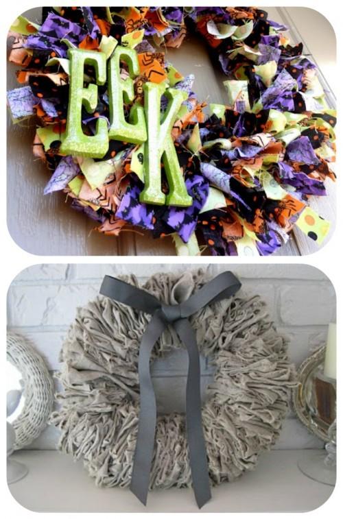 Halloween Wreath Ideas For Front Door Ultimate Home Ideas