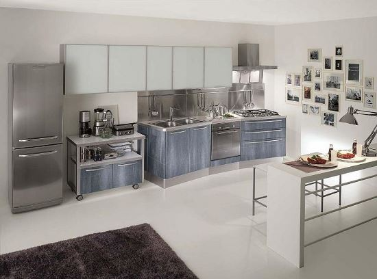 stainless steel kitchen ideas - Stainless Steel Kitchen Ideas