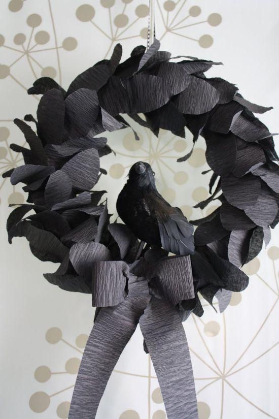 Creative Halloween wreath ideas