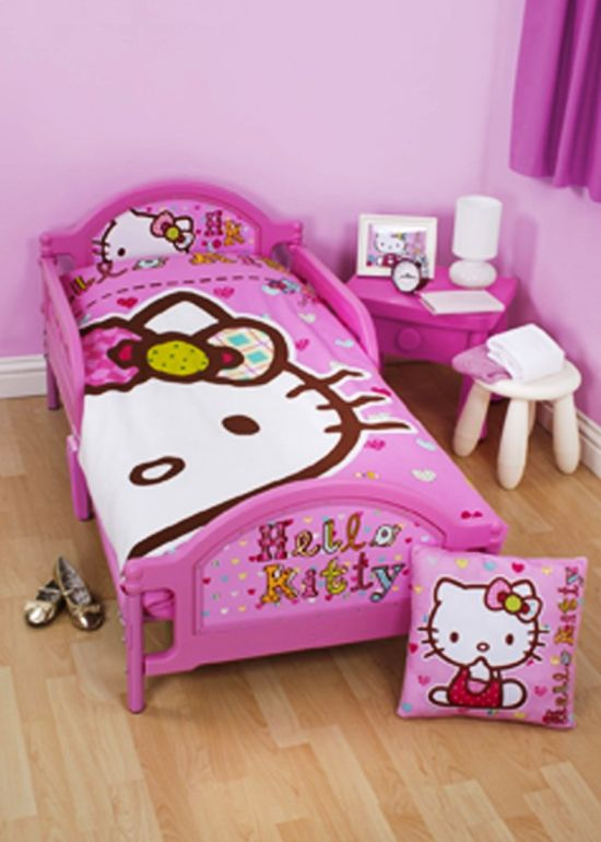 Wonderful Hello Kitty Bedroom Part 14