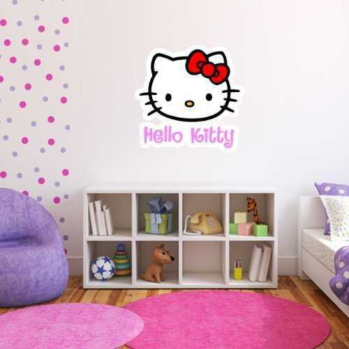 Hello Kitty Wall Decor - talentneeds.com -