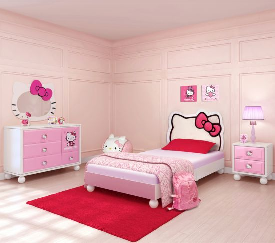 20 cute hello kitty bedroom ideas ultimate home ideas - Images of cute kids bedrooms ...
