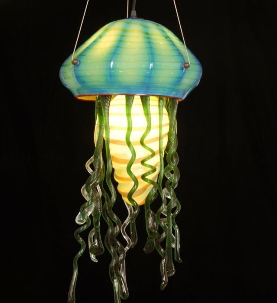 Captivating Home Lighting Ideas: Jellyfish Lighting Ideas For Your Home