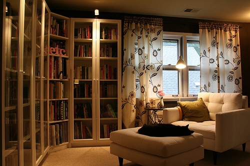 40 cool home library ideas ultimate home ideas Small library room design ideas