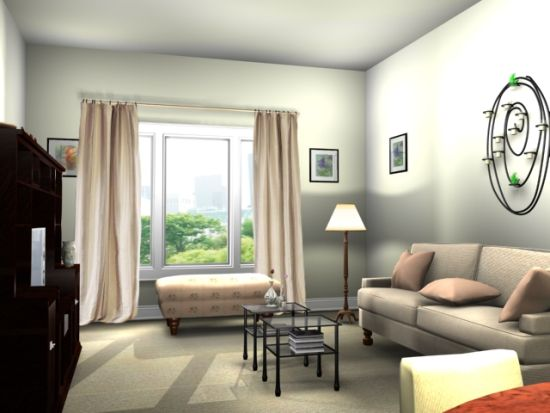 Elegant Small Living Room Decor
