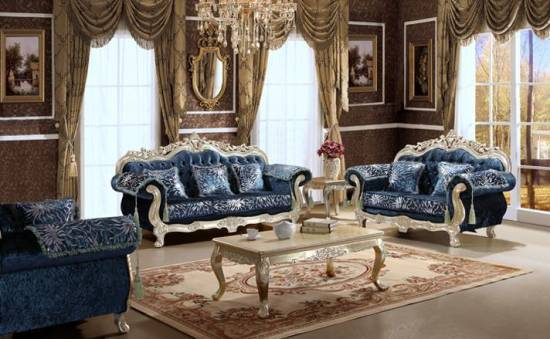 Exclusive living room furniture