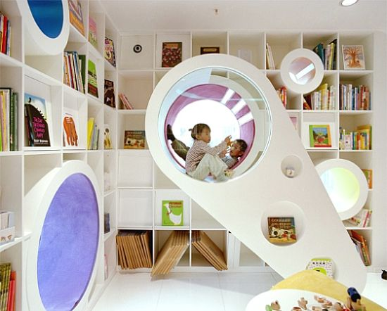 Amazing Kids Playroom Ideas