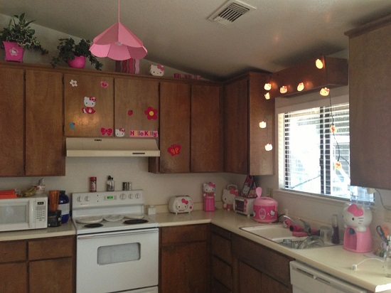 Hello Kitty Kitchen Ideas