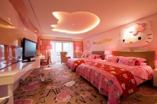 Hello Kitty Room Part 13
