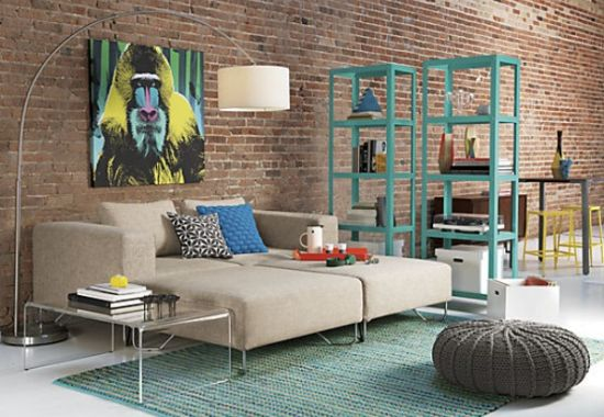 15 Creative Living Room Seating Ideas