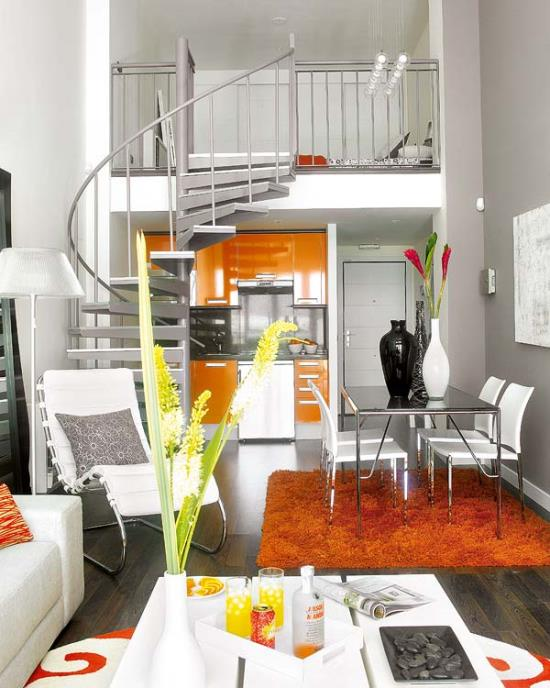 Studio Apartment Design