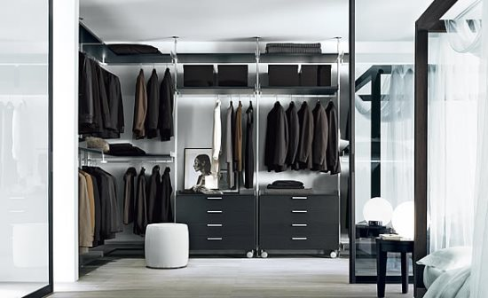 Modern Walk In Wardrobe inspiring closet ideas for your home | ultimate home ideas