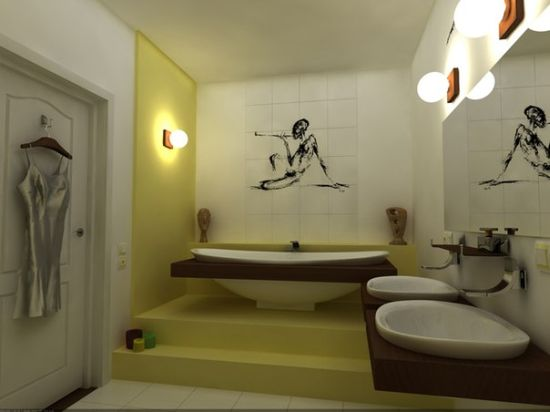 Bathroom Wall Art Artwork - Elitflat