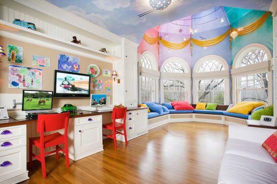 Genial Playroom Ideas