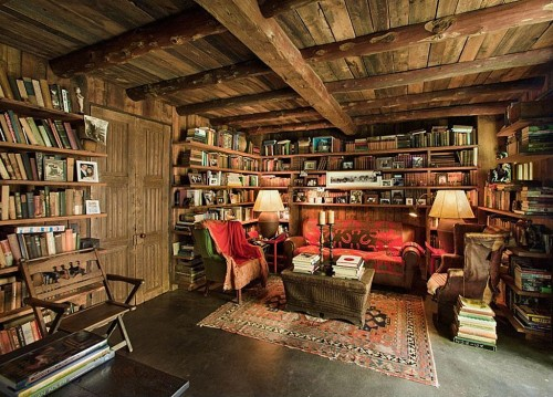 40 Cool Home Library Ideas Ultimate