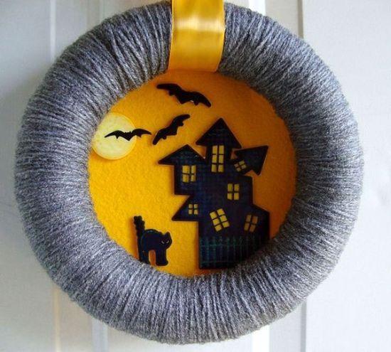 Halloween Wreath Ideas For Front Door | Ultimate Home Ideas