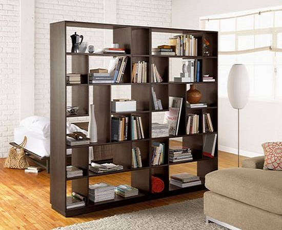 creative living room divider ideas ultimate home ideaas. Black Bedroom Furniture Sets. Home Design Ideas