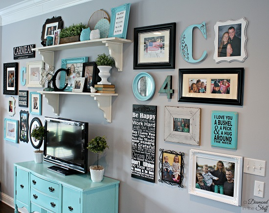 The picture wall