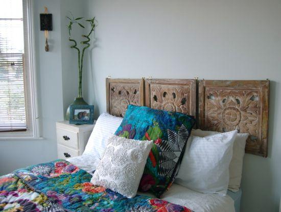 bed headboard ideas
