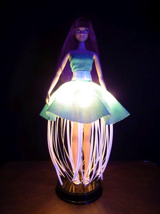 Jellyfish Table Lamp
