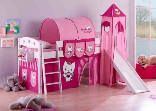 hello kitty bunk beds - Decoration Hello Kitty Chambre