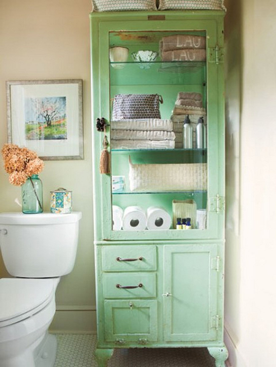 15 Trendy Corner Bathroom Cabinets | Ultimate Home Ideas