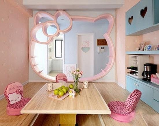 Hello Kitty Kitchen Ideas