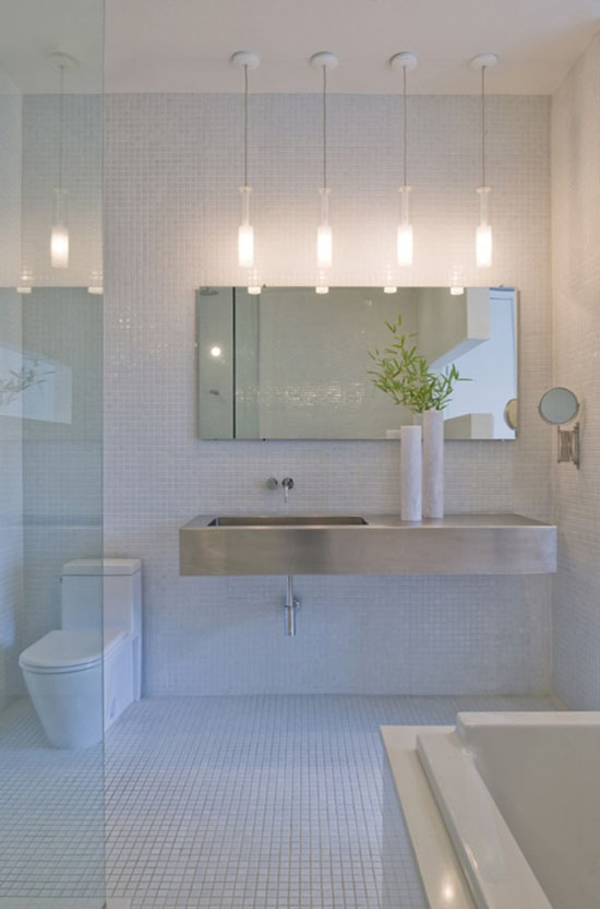 Beautiful Bathroom Light Fixtures
