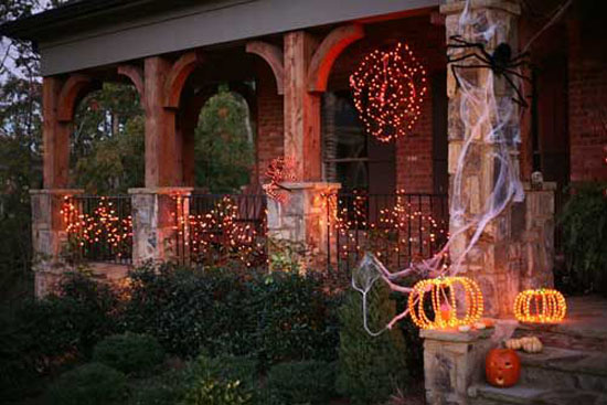 Beautiful Halloween Yard Decorations
