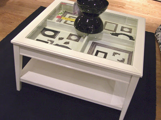 Chic Ikea Coffee Table
