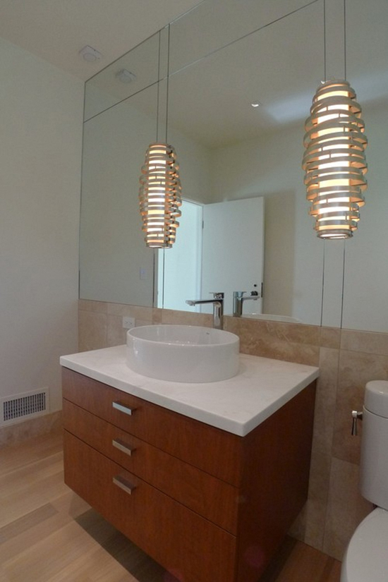 Designer Bathroom Light Fixtures