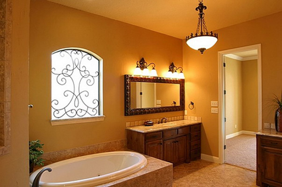 Elegant Bathroom Lighting Fixtures