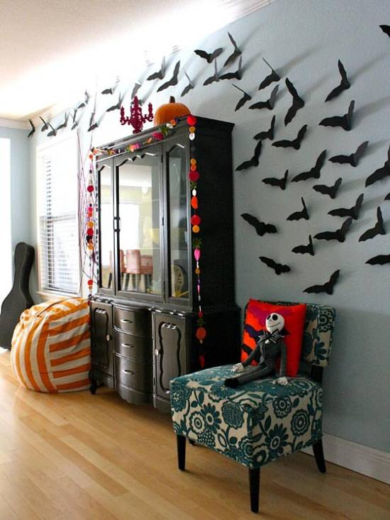 18 halloween decorating ideas ultimate home ideas How to make easy halloween decorations at home