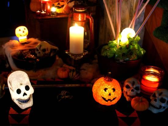 Halloween Hallway
