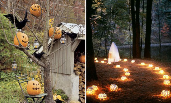 Pumpkin Halloween Decorations